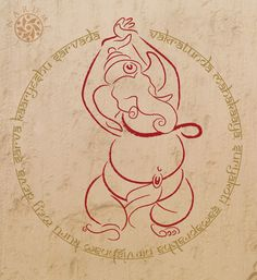 Ganesha Flow by ~Naryu on deviantART
