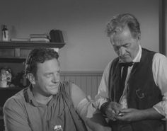 Glenn Strange in Gunsmoke Best Western, Western Art, Milburn Stone, Old Western Movies, Matt Dillon, Miss Kitty, Tv Westerns, Old Shows, Movies And Tv Shows