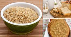 8 razones para incorporar harina de arroz integral en tu dieta