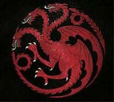 Targaryen sigil - game of thrones