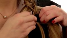 Video: How to Do a Fishtail Side Braid
