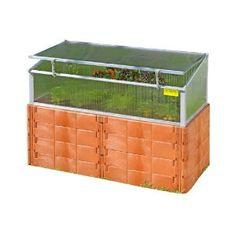 Juwel 20341 Thermo-Frühbeet für System-Hochbeet Gr. 1: Amazon.de: Garten
