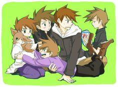 trainer green pokemon - Google Search