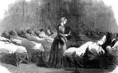Today, the 12th of May, is Florence Nightingale's birthday. As you may know, today is