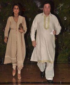 Neetu Singh anarkali fashion style