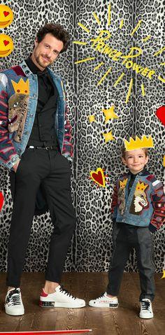 05cb0488d7f6 Dolce   Gabbana  DGFAMILY Fall 2017 Runway Show. Child ModelsMini MeBoys  Designer ClothesBoy ...
