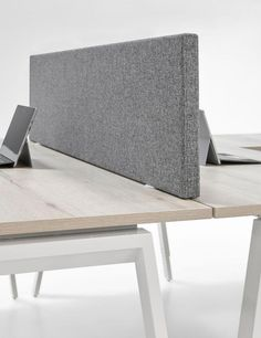 We have seen a growing demand for sound absorbing office screens even before COVID-19, as a reaction to the lack of privacy in open-plan office spaces.&rdqu