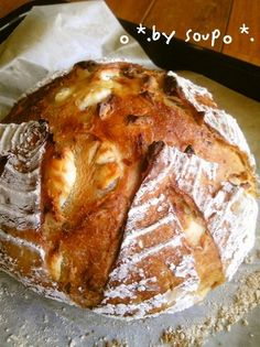 Pain de Campagne With Seeds and Dried Fruit