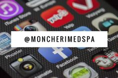 Mon Cheri is on #Instagram we love to get social! Be sure to tag us in all of your #spa Party pics!   moncherimedspa.com 321-633-0555 #Botox #Juvederm #Voluma #Kybella #Laserhairremoval #Skin #Nails #Massage  #teethwhittening