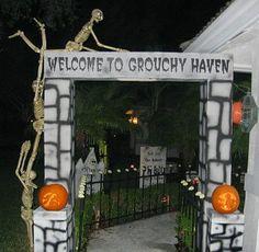 The Entrance DIY