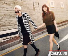 Global WGM - Key and Arisa #Fashion #Kpop #Wedding