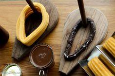 Stop, It's Churro Time: 180x Xurros + Xocolata
