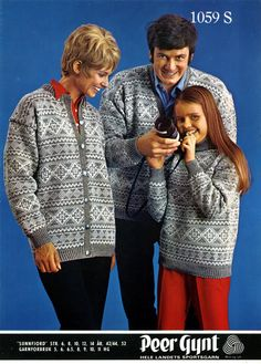 Sunnfjord 1059 S Norwegian Knitting, Fjord, Scandinavian, Knit Crochet, Men Sweater, Knitting Ideas, Retro, Sweaters, Fashion