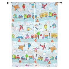 "Kids 84"" Curtains on CafePress.com"