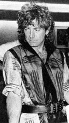 Robert Plant 1986*