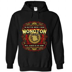 Moncton - Its where my story begin! - #tee pee #tshirt bemalen. LIMITED TIME PRICE => https://www.sunfrog.com/No-Category/Moncton--It-Black-Hoodie.html?68278