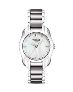 Lovely Tissot Ladies Watches with Diamonds
