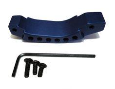 AR Trigger Guard, Dark Blue, Hardware Included $19.95