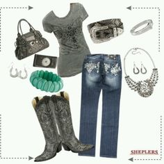 Western Wear... super cute