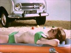 Renault 4 - 1968 Plein Air (1) great video !!!
