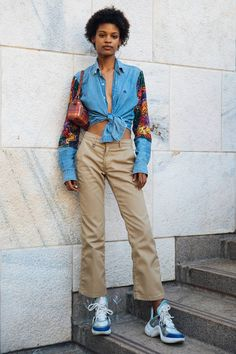 The Best Street Style Moments From Men's Fashion Week Milan | Who What Wear UK