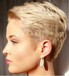 10 zeer charmante korte kapsels die geschikt zijn voor elke vrouw. - Kapsels voor haar