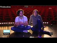 ▶ Ylvis in the news 2011 (Ylvis 4 Premiere) (English subtitles) - YouTube Ylvis ~ Brothers Bård and Vegard Ylvisåker ♥