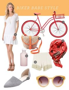 Get Back on a Bicycle in Style