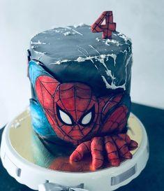 Spiderman – cake by Teewsweet – Lace Wedding Cake Ideas Spiderman Birthday Cake, Birthday Cakes For Men, Superhero Cake, Spiderman Spiderman, Cake Birthday, Marvel Cake, Batman Cakes, Disney Frozen Cake, Monster High Cakes