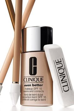 If there's any product that needs to be skin-inclusive, it's foundation, and Clinique's Even Better makeup set has long offered a wide variety — 30 different shades that range from very fair to deep.