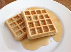 Pyszności bez pszenicy - Waffles, Gluten Free, Breakfast, Fitness, Food, Glutenfree, Morning Coffee, Essen, Waffle