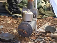 The robber adds about 25% more efficiency to all my stoves and makes it nearly spark proof. However adds extra weight and pack size. No free lunch.
