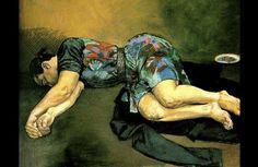 Sleeper, 1994  Paula Rego