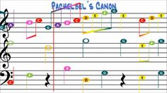 Pachelbel's Canon for Boomwhackers