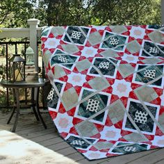 Looking for your next project? You're going to love Kismet (CQ1603) by designer Coras Quilts.