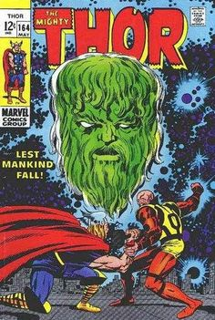 Thor #164 - Lest Mankind Fall