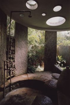 organic #circular #bathroom