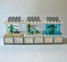 lego aquarium