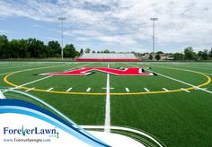 #SportsGrass by #ForeverLawn is the perfect playing surface for fields, increasing performance and allowing athletes to play at a higher level.