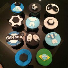 Cupcakes do aniversário do Pepe