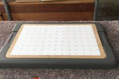 Dust Free Sanding Using a Storage Container : 15 Steps (with Pictures) - Instructables Easy Woodworking Projects, Woodworking Jigs, Carpentry, Diy Sanding, Shop Dust Collection, Painters Tape, Diy Arts And Crafts, Vacuum Forming, Masking Tape