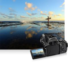 Nikon Coolpix P900 is a kind of prosumer cameras with amazing zoom power, where the ability to achieve 83x optical zoom (2000mm) and 166x Dynamic Fine Zoom