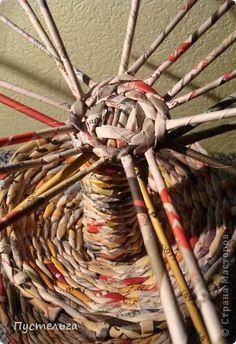 Для хороших ребят из кружка плетения из газет выкладываю этот мастер-класс. Нам кроме газет понадобится картонная труба из под фольги. фото 19 Quilling, Paper Crafts, Journaling, Hampers, Paper Envelopes, Bedspreads, Tissue Paper Crafts, Paper Craft Work, Papercraft