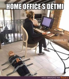 Home Office, Office Desk, Going To Work, Funny Pictures, Jokes, Lol, Home Decor, Stuff Stuff, Musica