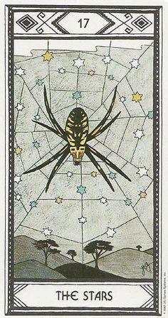 Diy Tarot Cards, Star Tarot, Tarot Astrology, Tarot Major Arcana, Tarot Learning, Illustration, Tarot Readers, Tarot Spreads, Oracle Cards