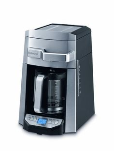Special Offers - DeLonghi DCF6214T 14-Cup Glass Carafe Coffeemaker - In stock & Free Shipping. You can save more money! Check It (May 10 2016 at 02:11PM) >> http://standmixerusa.net/delonghi-dcf6214t-14-cup-glass-carafe-coffeemaker/