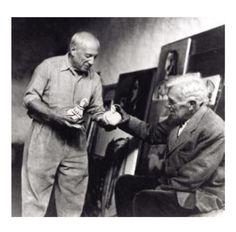 Pablo Picasso & Georges Braque