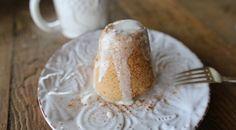Cinnamon Roll Mug Cake!