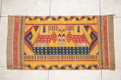 Related image Bohemian Rug, Textiles, Quilts, Blanket, Ornaments, Rugs, Image, Decor, Art