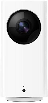 Amazon.com: Wyze Cam Pan 1080p Pan/Tilt/Zoom Wi-Fi Indoor Smart Home Camera with Night Vision, 2-Way Audio, Works with Alexa & the Google Assistant, White - WYZECP1: Camera & Photo Wireless Security Cameras, Security Cameras For Home, Discount Electronics, Home Camera, Full Hd Video, Alexa Device, Works With Alexa, Night Vision, Smart Home